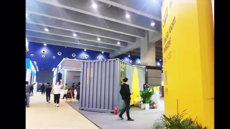 广州高定展现场展出盛况——励之闻展览大致解读特色展台