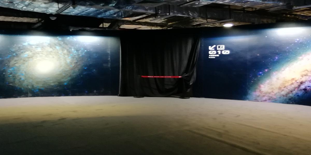中国航天局展厅装修案例