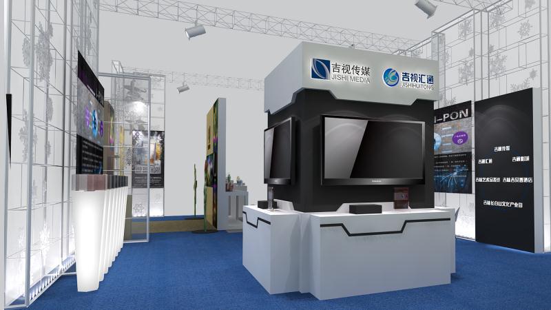 深圳展会设计搭建有哪些需要注意的细节?