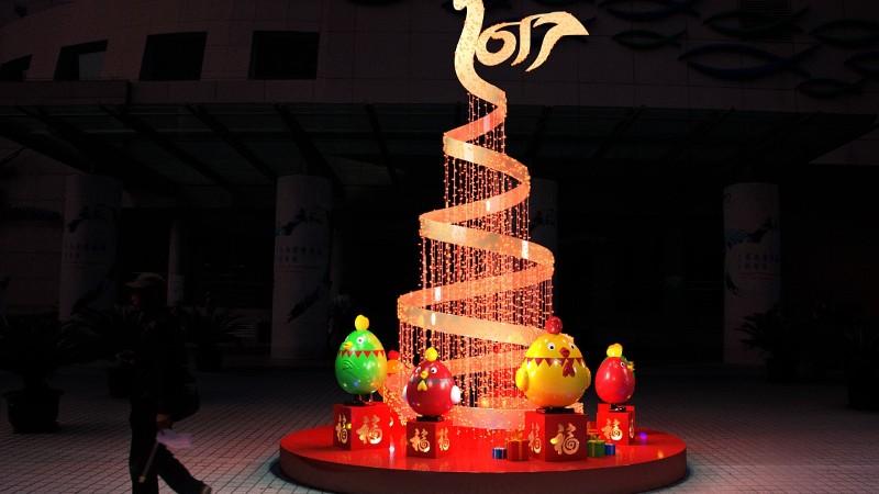 圣诞-美陈设计活动