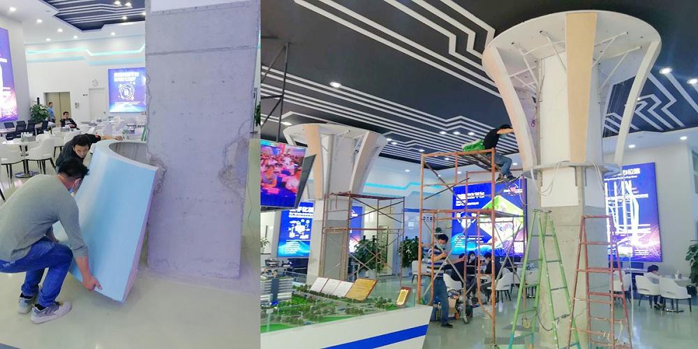销售中心展厅设计装修