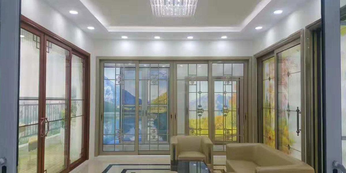 艺华门窗展厅装修案例